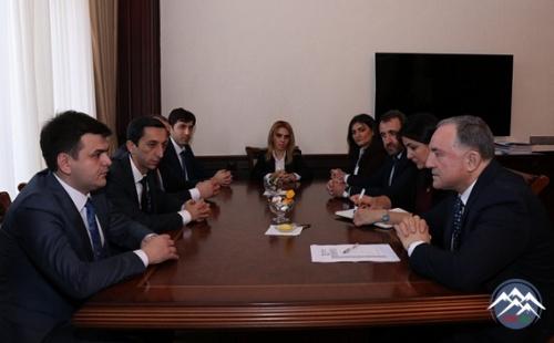 AzTU ilə Abşeron Logistika Mərkəzi arasında əməkdaşlıq memorandumu imzalanıb
