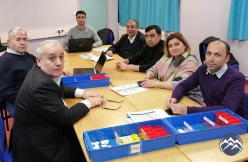 AzTU-nun əməkdaşları Fransanın Valansyen Universitetində treninqdə iştirak  ...