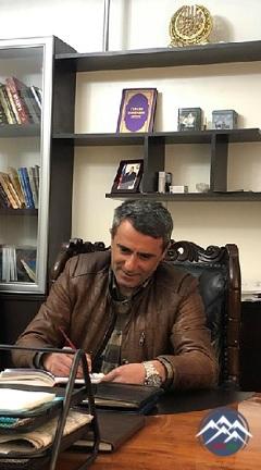 """Müşviq Rafael oğlu: """"Qorxuram Qarabag nağıla dönə"""""""