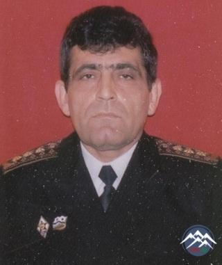 Tibbi xidmət polkovniki MUSA MUSAYEV (1950)