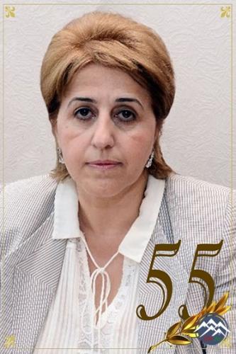 Akademik İRADƏ MƏMMƏD QIZI HÜSEYNOVA – 55