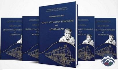 Çingiz Aytmatova həsr olunmuş monoqrafiya çap olunub