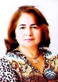 Filologiya üzrə fəlsəfə doktoru Zəminə Mustafayeva (1955)