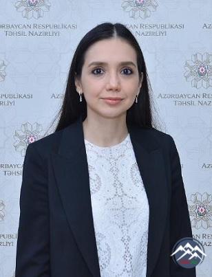33 yaşlı Simuzər Feyzullayeva Təhsil nazirinə müşavir təyin olunub