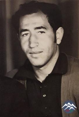 El ağsaqqalı Marat Orucov (1946-2015)