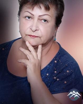 Emfira Ərkli Tağıyeva (1950)