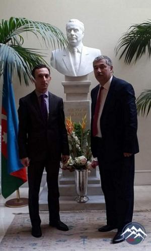 Elşad Əliyev Diasporla İş üzrə Dövlət Komitəsi sədrinə  müavin təyin edilib