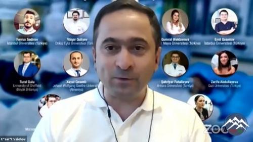 Təhsil Nazirliyində onlayn mətbuat konfransı