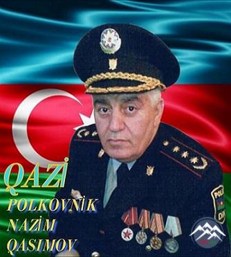 Polkovnik NAZİM QASIMOV (1952)