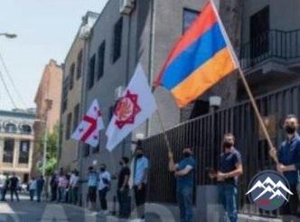 Gürcüstandakı erməni icmasının Qarabağ hadisələrindəki mövqeyi