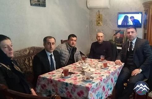 Şəhid Orxan İsmayılovu andıq