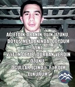 QAZİLƏR, ŞƏHİDLƏRİN ŞAHİDLƏRİDIR!