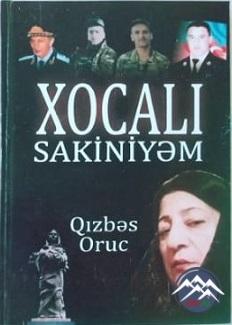 """Qızbəs Oruc: """"Xocalı sakiniyəm"""""""