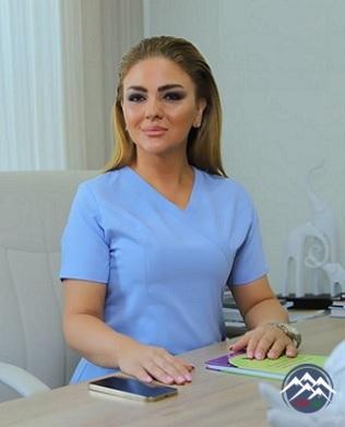 Ümid  işığı  - Dr. Fatimə Hacıyeva