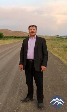 MƏHƏMMƏD ƏLİ GHAFFARİ (1966)