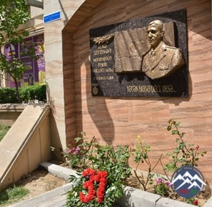 Şəhid leytenant Fərid Vəlhəd oğlu Məmmədov - Kosalı (29.04.1990-25.10.2020)