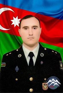 Şəhid leytenant Elzar Süleyman oğlu Yusubov - Qəmərli (09.01.1989-08.10.2020)