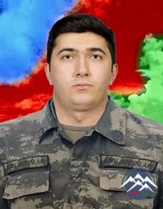 Şəhid Alı Həsənli Başkeçid (22.06.1995-20.10.2020)