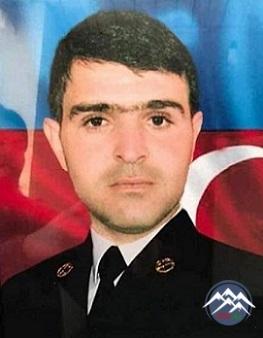 Şəhid Sərxan Eldar oğlu Hacıyev Qızılkilsə (08.07.1990- 23.10.2020)