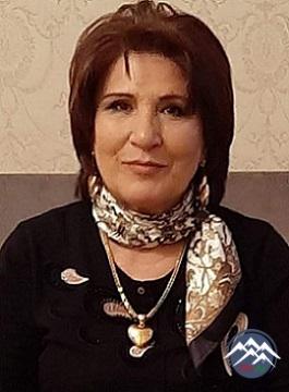 Səadət Şahpələngova: