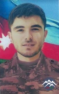 Şəhid Anar Həmzə oğlu Vəliyev (21.07.2002 - 11.10.2020)