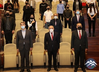AzTU-da Vətən müharibəsi iştirakçıları ilə tələbələrin görüşü keçirilib